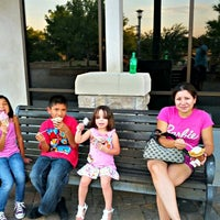 Photo taken at Marble Slab Creamery by Jim G. on 6/21/2012