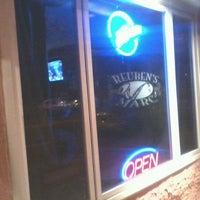 Photo taken at Reuben's Marc by Da Bul J. on 12/13/2011