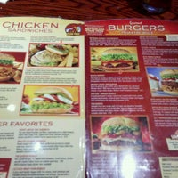 Photo taken at Red Robin Gourmet Burgers by Shawn M. on 8/21/2011