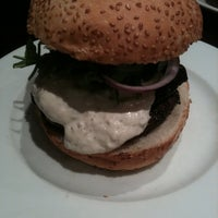 Photo taken at Gourmet Burger Kitchen by jane c. on 9/8/2011