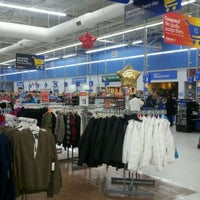 Photo taken at Walmart Supercenter by Chad C. on 12/25/2011