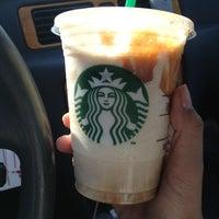 Photo taken at Starbucks by Tai 0. on 3/16/2012