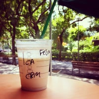 Photo taken at Starbucks by Felix P. on 8/13/2012