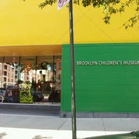 Photo taken at Brooklyn Children's Museum by Tom b. on 10/18/2011