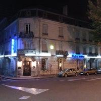 Photo taken at Hôtel Au Terminus by Alex D. on 8/12/2011