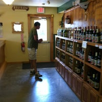 Photo taken at Fruit Yard Winery by Hanna M. on 7/17/2011