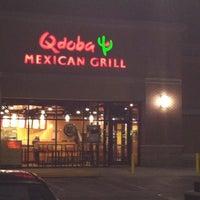 Photo taken at QDOBA Mexican Eats by Mariah B. on 8/22/2011