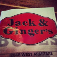 Photo taken at Jack & Ginger's by Andrew A. on 8/4/2012