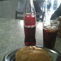 Photo taken at Polana Lanches (Bar do Edgar) by Christian A. on 8/21/2012