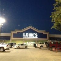 Photo taken at Lowe's Home Improvement by Jacob U. on 5/19/2012