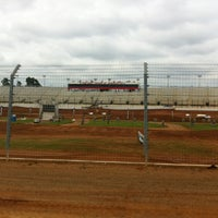 Photo taken at The Dirt Track at Charlotte Motor Speedway by James M. on 4/20/2012