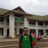 Photo taken at Pak Chong Municipality Office by Chanwith C. on 4/17/2012