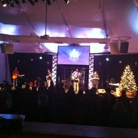 Photo taken at The Brook Church by Scott M. on 12/11/2011
