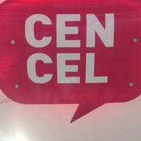 Photo taken at Cencel by Chiico D. on 3/24/2012