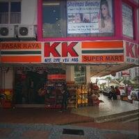 Photo taken at KK Supermart by Johan S. on 4/22/2011