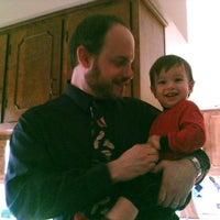 Photo taken at Henzlik Hall by Guy T. on 2/16/2011