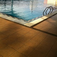 Photo taken at ASRC Swimming pool by tPeiCi ™ on 6/30/2012