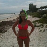 Photo taken at Bahia Honda Key by Tayler P. on 3/6/2011