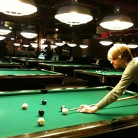 Photo taken at Garage Billiards by Nicholas Adam O. on 12/29/2010