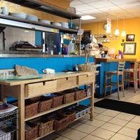 Photo taken at fiddlestix cafe by Lesleann on 2/28/2012