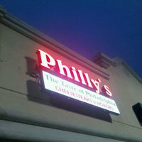 Photo taken at Philly's Cheesesteaks by ASHLEY W. on 2/4/2011