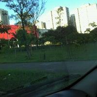 Das Foto wurde bei Praça César Washington Alves de Proença von Giselle F. am 1/28/2012 aufgenommen