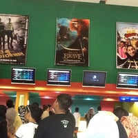 Photo taken at TGV Cinemas by Hamzah H. on 7/7/2012