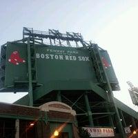 Photo taken at Left Field Grandstand by Fernando R. on 9/1/2011