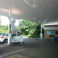Photo taken at Tesco Petrol Station by Tas W. on 9/1/2012