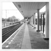 Photo taken at Station Helmond by Wesley G. on 5/12/2012