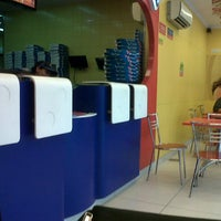 Photo taken at Domino's Pizza by Shailesh V. on 7/4/2012