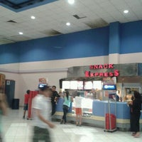 Photo taken at Cinemex by Jorge S. on 6/4/2012