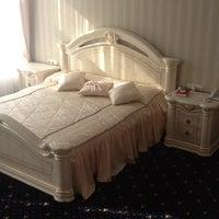 Снимок сделан в Готель «Клеопатра» / Kleopatra Hotel пользователем Kate Savvina 😏 8/5/2012