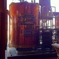 Photo taken at Blue Ridge Brewing Company by Jeffrey J. on 3/10/2012