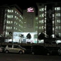 Photo taken at Tune Hotels by Radzi D. on 3/12/2012