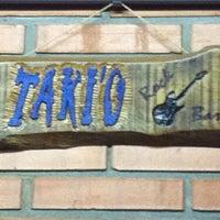 Photo taken at Taki'o Rock Bar by Rubens d. on 4/17/2011