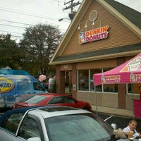 Photo taken at Dunkin' Donuts by Nichole S. on 10/19/2011
