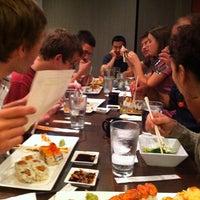 Снимок сделан в Sushi X пользователем Jimmy S. 8/3/2011