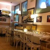 Photo taken at Ristorante Roma Life by Roldan H. on 7/11/2012