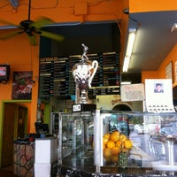 Photo taken at Taqueria Los Caporales by Jennifer C. on 8/4/2012