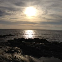 Photo taken at Beavertail State Park by Drew F. on 11/27/2011