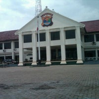 Photo taken at Polda Lampung by gie p. on 10/27/2011