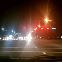 Photo taken at Intersection N University Dr & W Commercial Blvd by Tevin J. on 12/25/2011