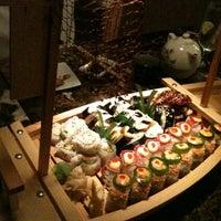 Das Foto wurde bei Bonsai Sushi von Chris J. am 10/9/2011 aufgenommen