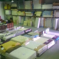 Photo taken at mattress merchant by Cath H. on 8/21/2012