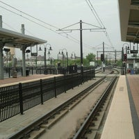 Photo taken at PATH - Harrison Station by The Official Khalis on 8/19/2011
