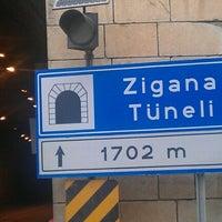 Photo taken at Zigana by tarik s. on 7/29/2012