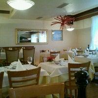 Photo taken at Restaurant Grenzstein by skala4u on 12/22/2011