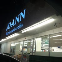 Photo taken at JOANN Fabrics and Crafts by Laura on 2/29/2012