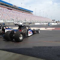 Photo taken at zMax Dragway by Tim S. on 3/28/2012